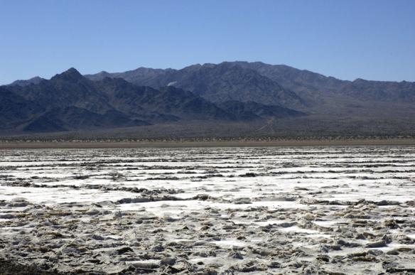 Traversing the Desert